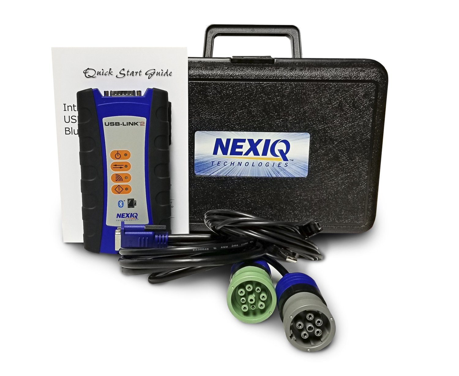 NexIQ USB-Link 2: Bluetooth Edition 000003