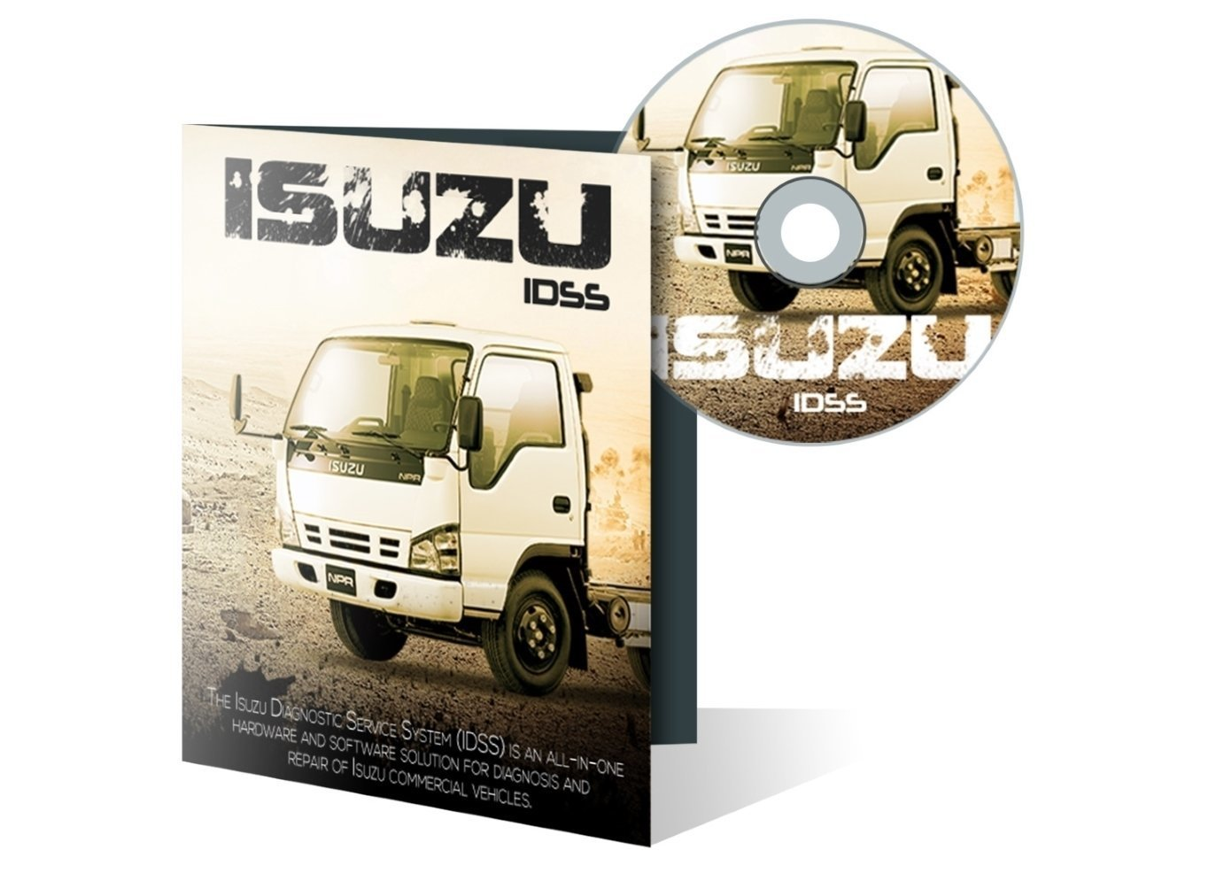 Isuzu IDSS Diagnostic Software 0027