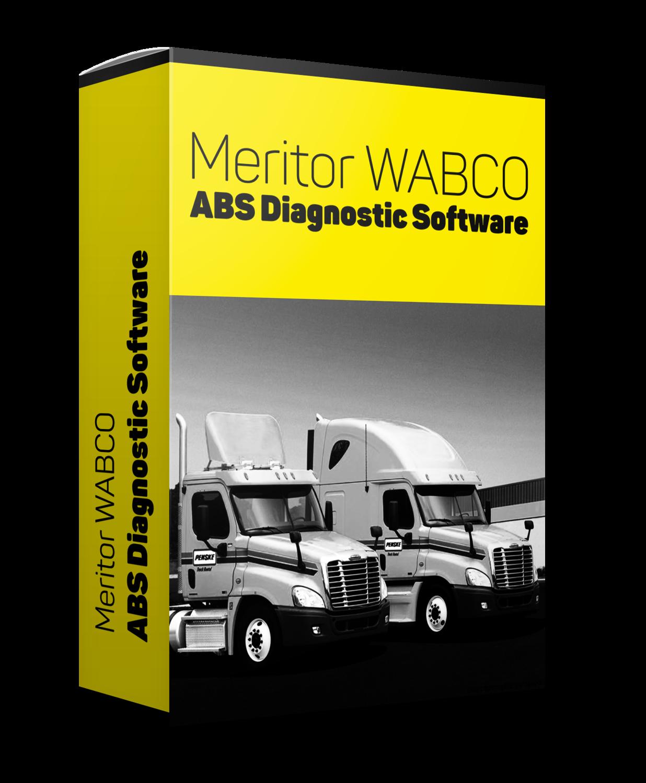 Meritor WABCO ABS Diagnostic Software Toolbox v12 0031