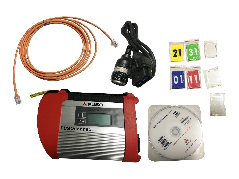 Mitsubishi FUSO Dealer Diagnostic Tool 0032