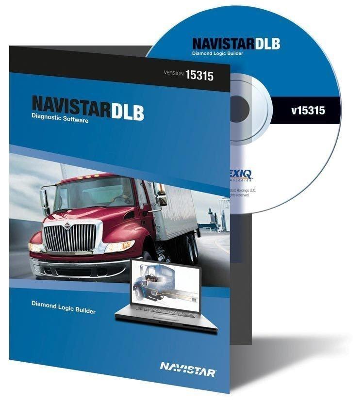 Navistar Diamond Logic Builder (DLB) Online Edition 0033