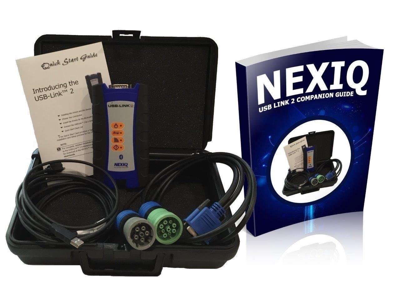 Nexiq USB Link 2 with Companion Guide 0043