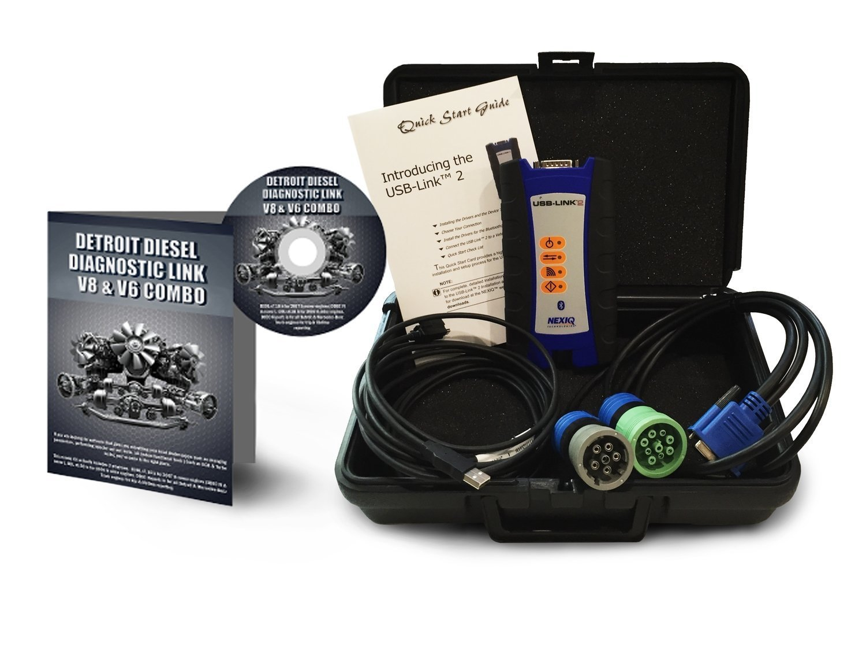 NexIQ with Detroit Diesel Software 0046