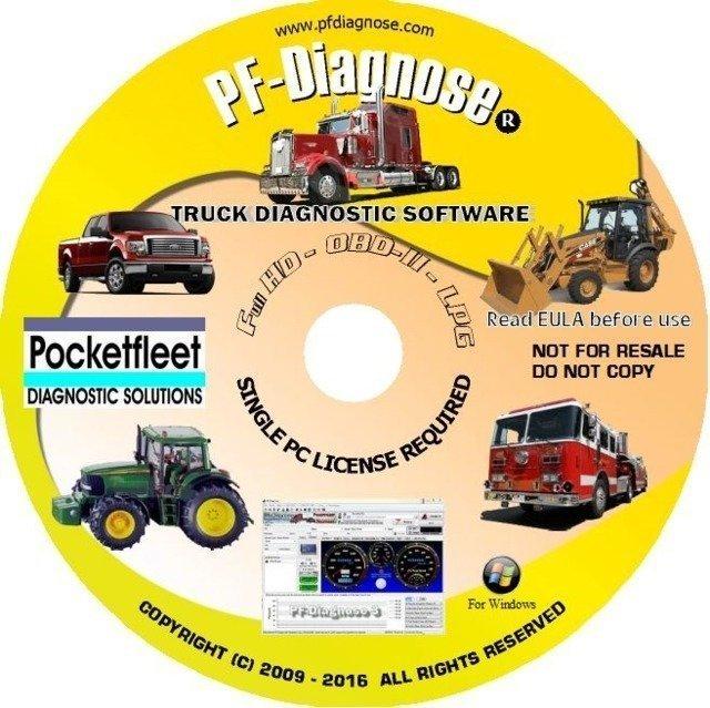 Pocket Fleet Diagnose Annual Renewal (Standard) 0048