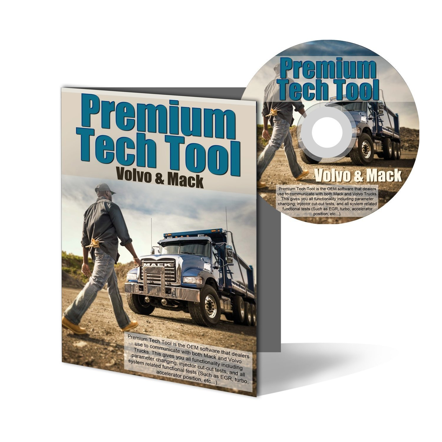 Premium Tech Tool (UD Trucks) PTT Diagnostic Software 0050