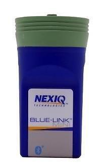 Nexiq Blue Link Mini BlueTooth Apple iOS or Android Heavy Truck Code Reader 126015