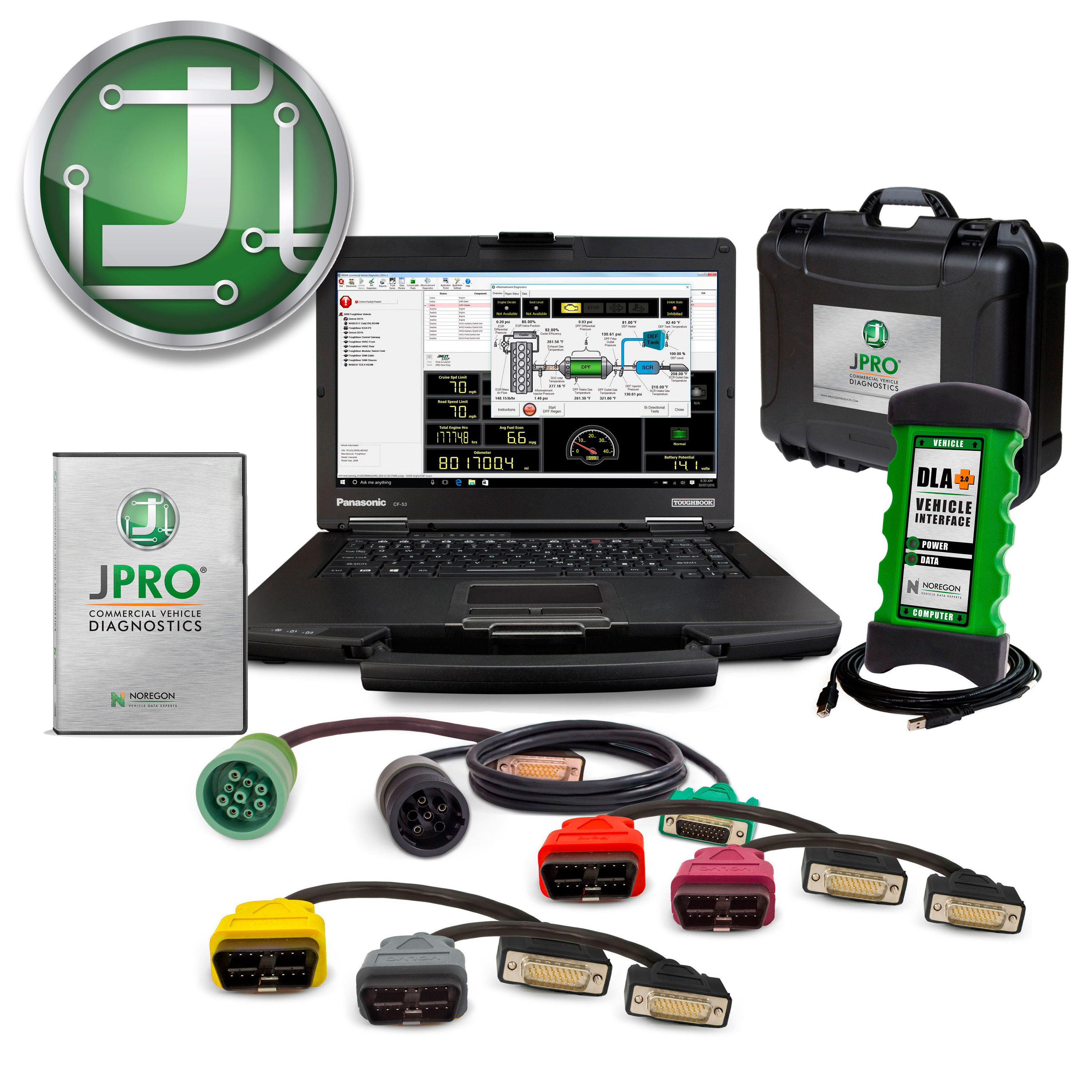 jpro heavy truck diagnostic toughbook package with repair rh dealershipcloseouts com Transmission Differential Truck Repair Truck Lettering
