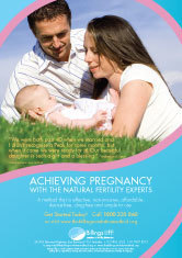 Achieving Pregnancy Poster A4