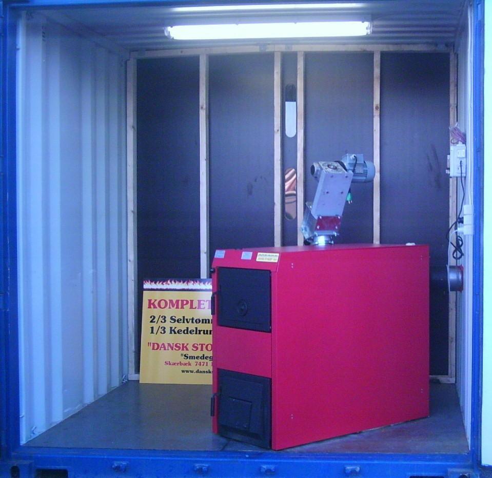 Containerfyrrum m. DSU 10 3-58 KW