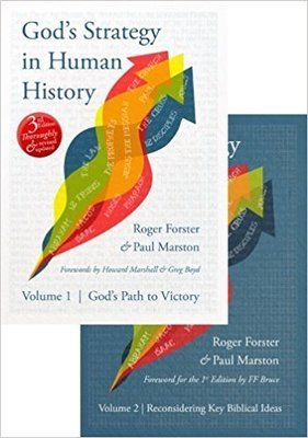 God's Strategy in Human History: Volumes 1&2