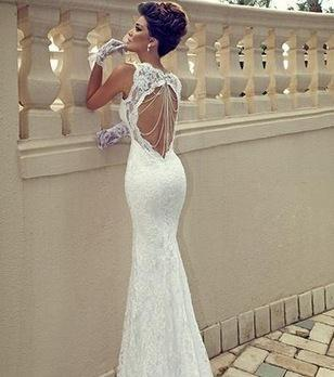 9e1767aab7ce New Design Short Strapless Appliques Pure White Wedding Dress Bridal Gown  With Detachable Skirt