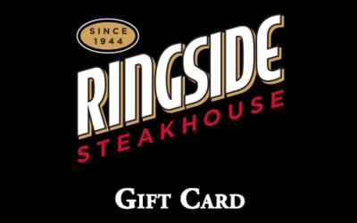 GIft Certificates — RingSide Hospitality Group
