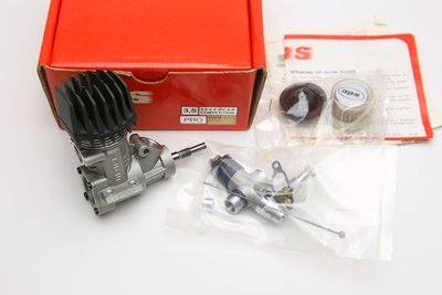 OPS SpeedCar Competition PRO .21 (3.5cc) Racing Engine w/McCOY Manifold Combo