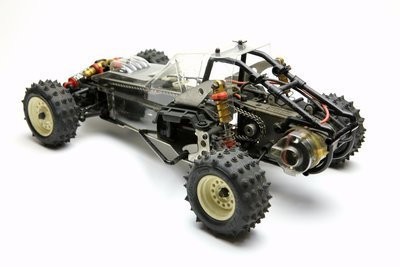 Vintage RARE Kyosho Gallop MK2 1/10 4WD Buggy (NEW)