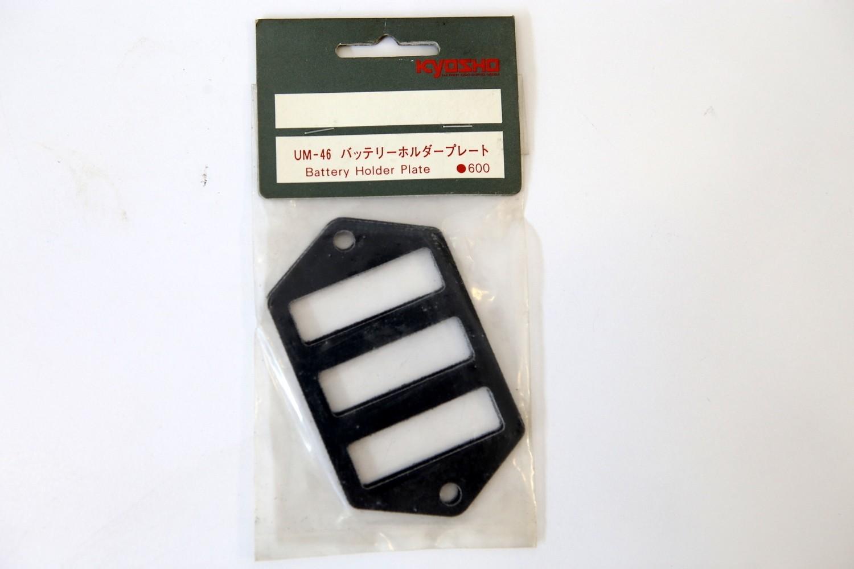 UM46 KYOSHO BATTERY HOLDER PLATES (2)