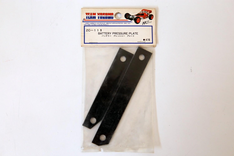 ZC119 YOKOMO BATTERY PRESSURE PLATE YZ870C