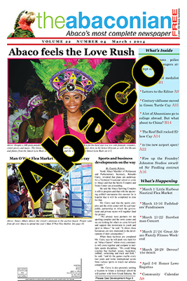 1 Year Subscription:  Abaco Address