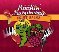 Rockin' Raspberry Fruit Salsa