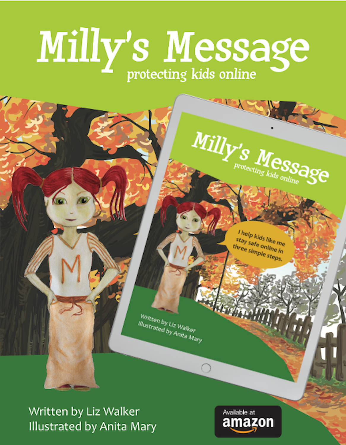 Milly's Message - protecting kids online