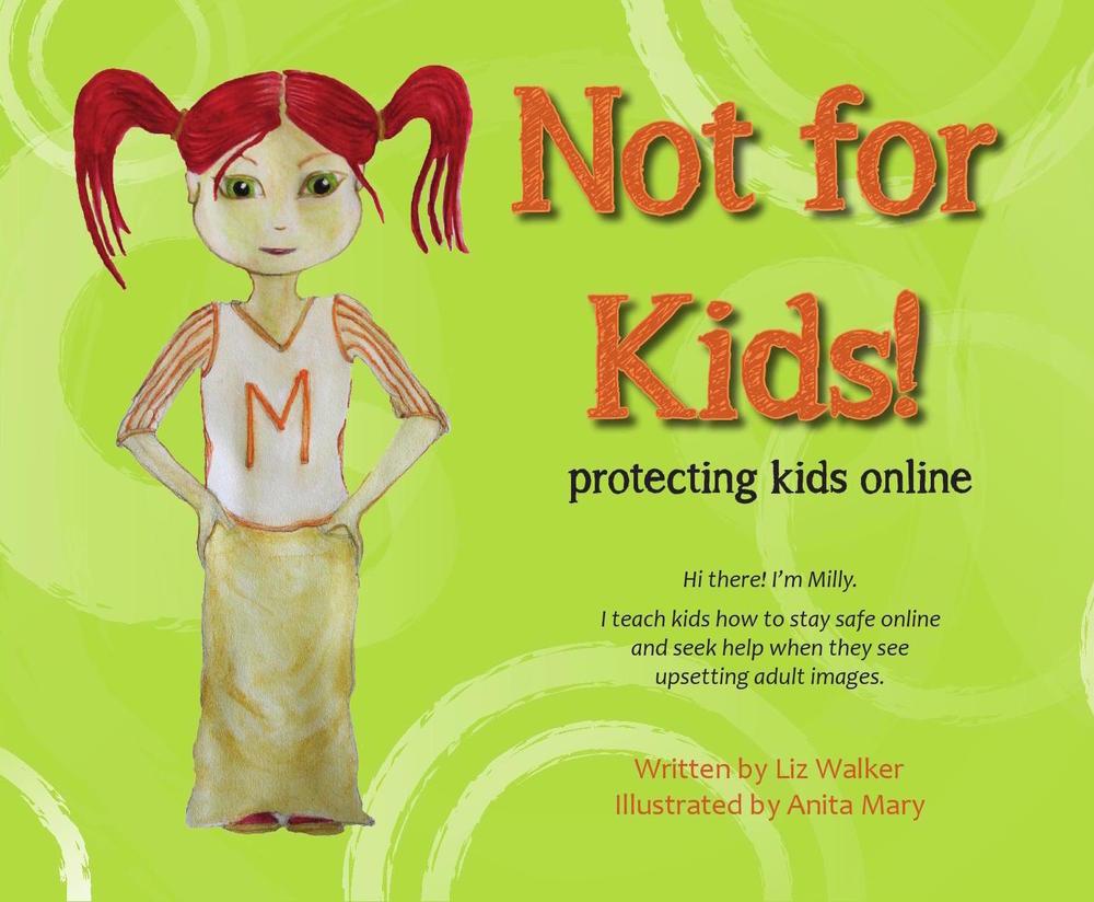 Not For Kids! children's book