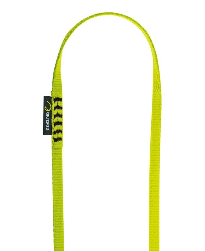 Bandschlinge Edelrid Tech Web 12mm, 60cm, Grün