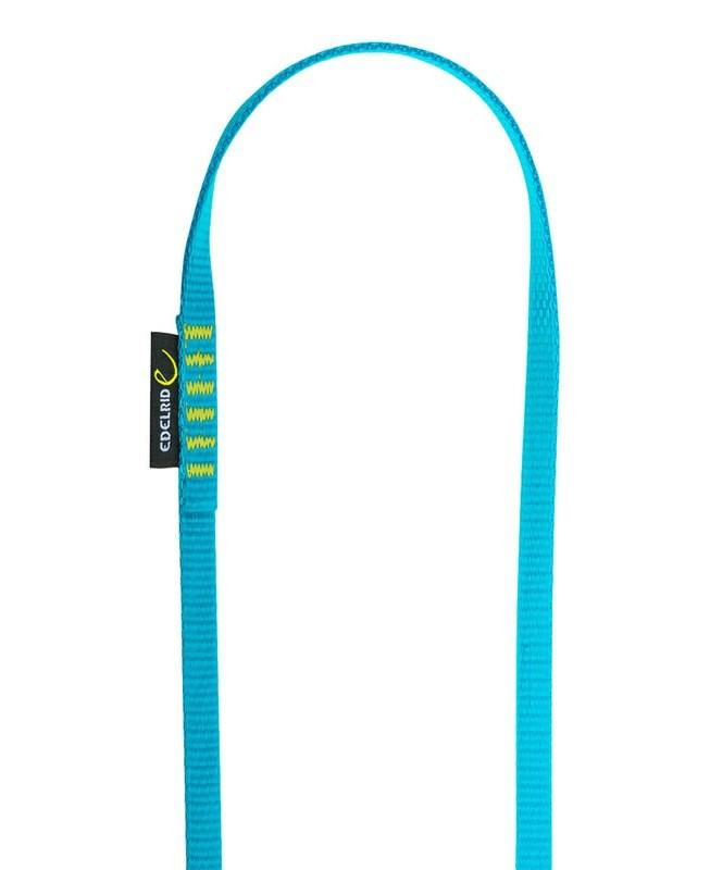 Bandschlinge Edelrid Tech Web 12mm, 120cm, Blau
