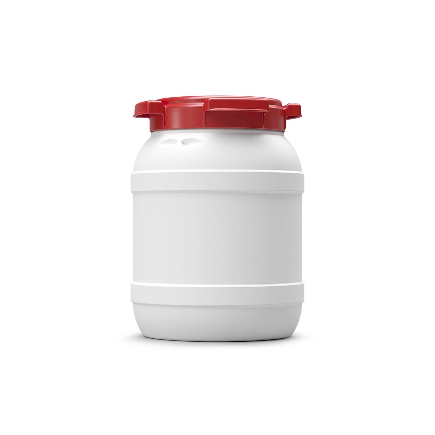 Weithalstonne 6,4 Liter curtec6,4