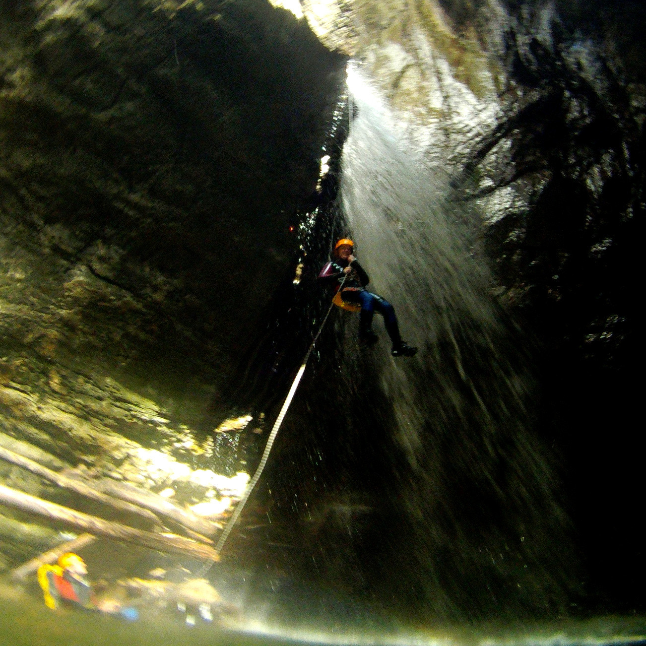 Canyoning Pro (Sportliche Tour) 00003