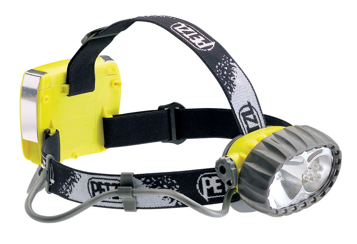 Stirnlampe Petzl Duo LED 5 E69 P