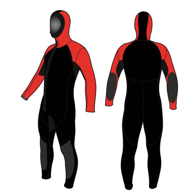 Sandiline Canyoning Suit