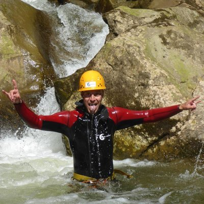 Canyoning Fortgeschrittenentour Starzlachklamm