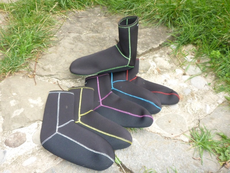 Neoprensocken Sandiline Thermo 5mm