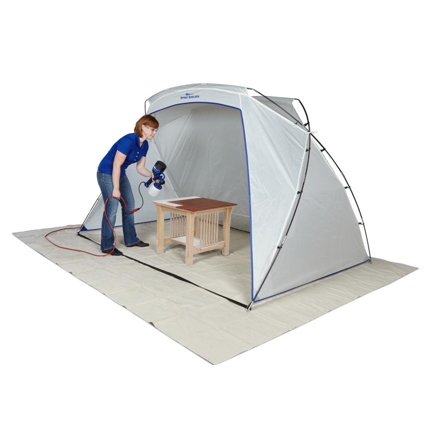 HomeRight Spray Shelter HRSS