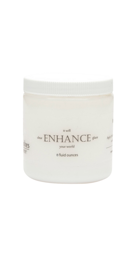 enhance clear glaze engl-clea
