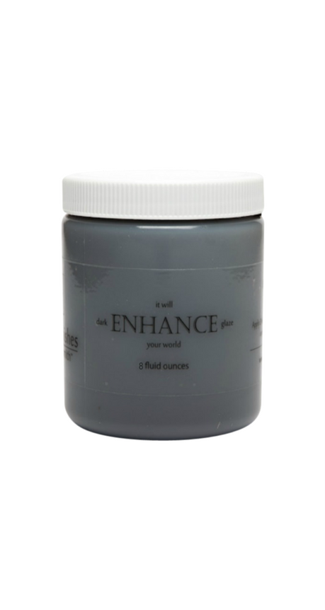 enhance dark glaze engl-time