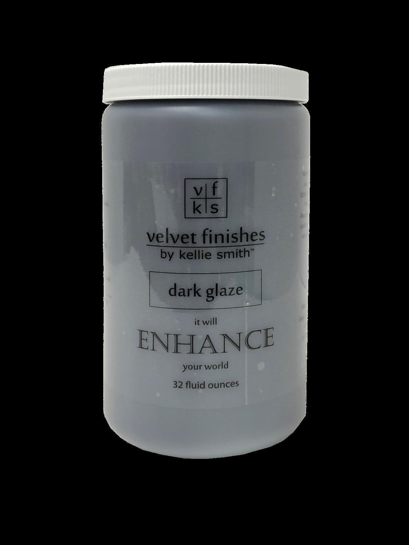 enhance dark glaze