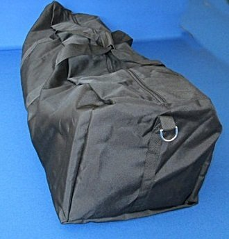 Heavy Duty Tent Bag 38 x 12 x 12 Ballistic nylon & Extra Heavy duty tent bags made to last.