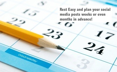 Usable Editorial Calendar Template