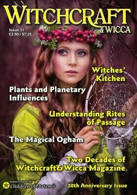 Witchcraft & Wicca Magazine Issue 31