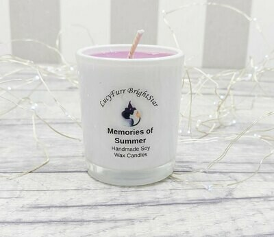 Memories of Summer Candle