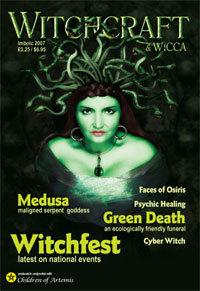 Witchcraft & Wicca Magazine Issue 14