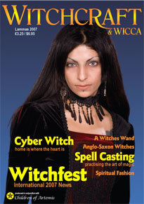 Witchcraft & Wicca Magazine Issue 15