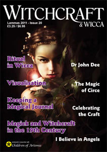Witchcraft & Wicca Magazine Issue 20