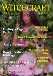 Witchcraft & Wicca Magazine Issue 22