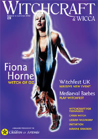 Witchcraft & Wicca Magazine Issue 5 (limited numbers)