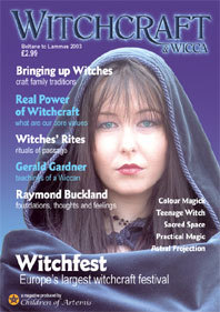 Witchcraft & Wicca Magazine Issue 7 (limited numbers)