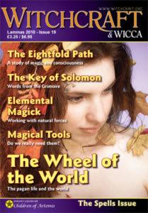 Witchcraft & Wicca Magazine Issue 19