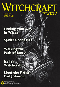 Witchcraft&Wicca Magazine Issue 25