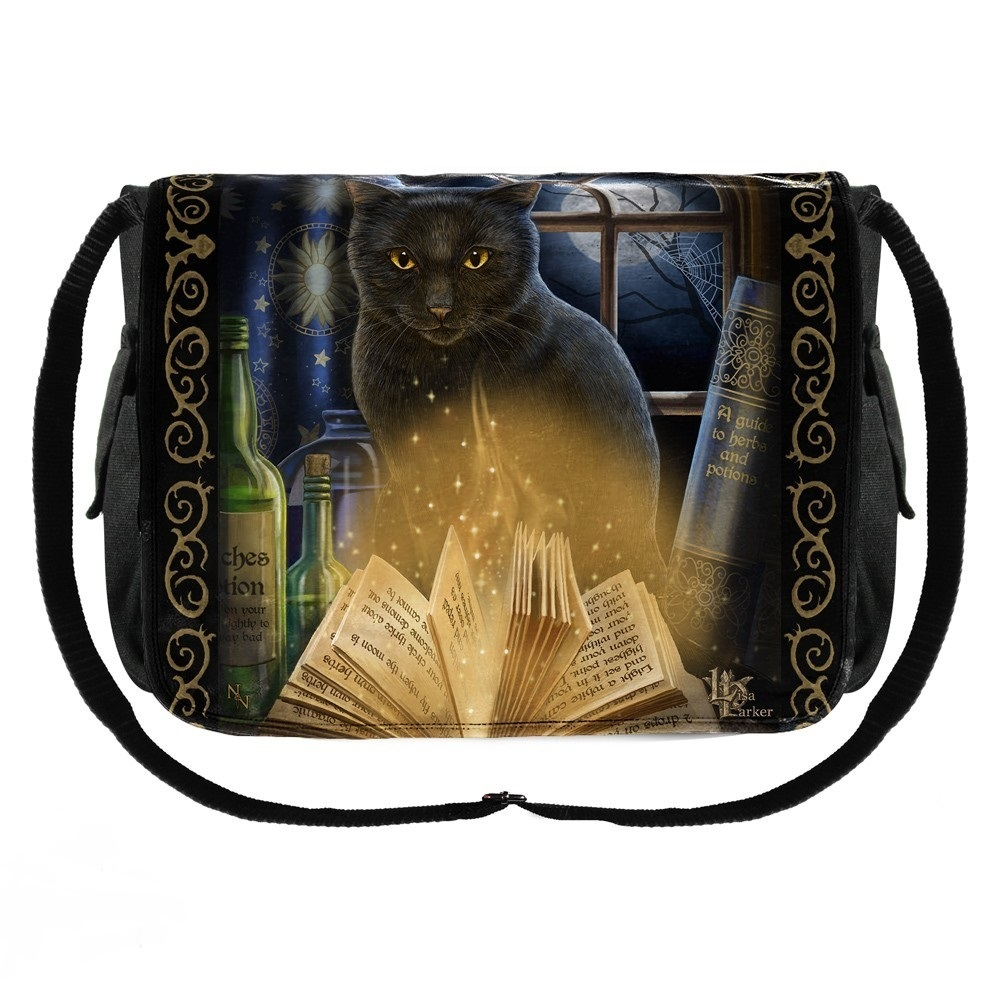 Bewitched Messenger Bag