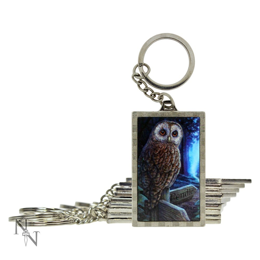 Way of the Witch 3D Keyring